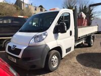 2014 Peugeot Boxer Diesel Truck, MOT Dec 2018, VERY CLEAN, 83,000 MILES, VERY LOW, drives FANTASTIC
