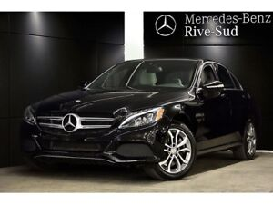 2015 Mercedes-Benz C-Class C300 4MATIC, TOIT PANORAMIQUE, NAVIGA