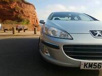 Peugeot 407 2.0 HDI. Low milage 87 000.
