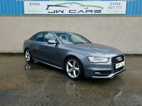 AUDI A4 TDI S LINE 2012 - FINANCE AVAILABLE