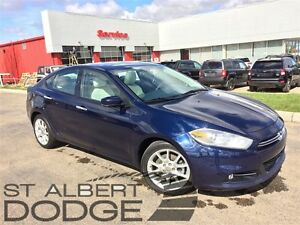 2015 Dodge Dart LIMITED   HEATED LEATHER   BACK CAM   PWR SUN