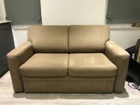 Pull Out Sofa Bed - 2 Seater