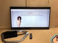 42 inch LG 3D smart TV