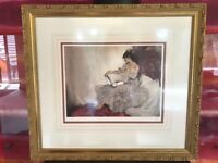 Russell Flint Original Signed Limited Edition Print