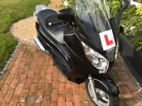 Honda FES 125 A-C S wing 2012 with ABS
