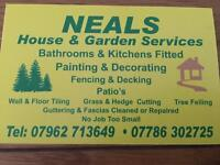Handyman & House & Garden Services