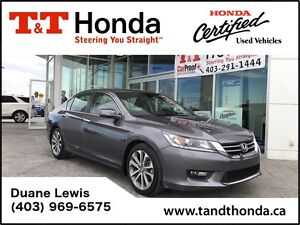 2015 Honda Accord Sport *No Accidents, Backup Cam, Heated Seats
