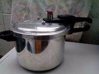 Tower pressure cooker 5.5 l