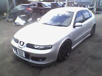 SEAT LEON FR CUPRA [STAGE 1 TURBO]