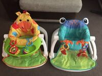 ***BABY ACTIVITY SEATS*** Baby Chairs