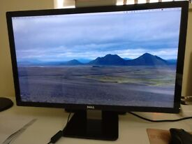 "Dell S2440L 24"" inch monitor LED backlit full HD 1080p"