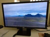 "Dell S2440L 24"" inch monitor LED backlit full HD 1080p"
