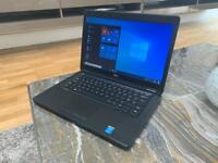 """As new Dell latitude E5450 laptop 14"""" intel core i5 5th gen 2.90ghz 8GB RAM 256GB SSD Windows 10"""