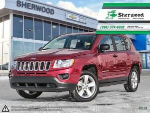 2012 Jeep Compass Sport PST PAID!!