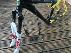 SOLD 16 inch mountain bike frame spares and repairs SOLD two other frames available listings