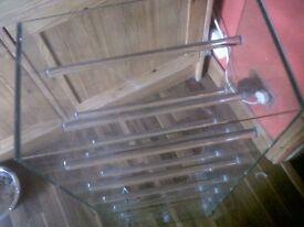 Greenapple Glass CD Storage Tower