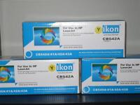 HP CB542A Compatible Laser Toner Cartridge for HP Printers