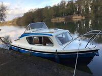 Fairline 19 in good condition with trailer