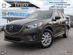 2016 Mazda CX-5 $88/WK TX IN! GS AWD! MOONROOF! NAV! LOTS OF UNL