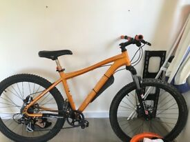 2016 Marin mountain bike for , hardly used, £150 pick up Darlington, 07736584029 for details