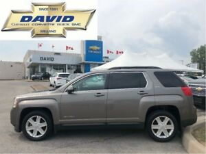 2011 GMC Terrain SLE-2 FWD/ REMOTE START/ REAR CAM/ P & H SEATS!