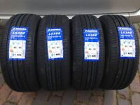 4x 205 55 16 w rated landsail tyres brand new