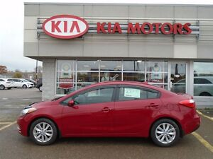 2016 Kia Forte LX+ ONLY $68* Weekly NEW VEHICLE