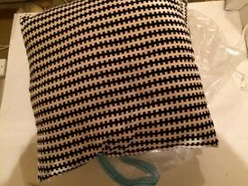 6 Stockholm Ikea cushions (worth £72)