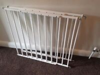 Two child safety gates £10 nelson