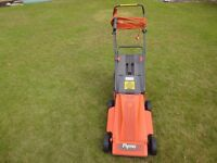 Flymo RE350 wheeled lawnmower