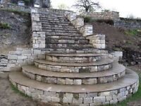 Stonework and renovations