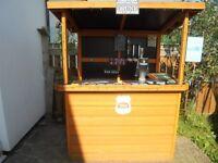 garden bar ( bespoke )