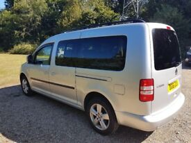 VW Caddy Maxi Life 2011 for sale. £9000 ono.