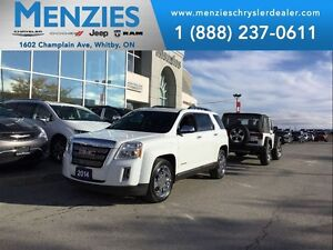 2014 GMC Terrain SLT, Bluetooth, Backup Cam, Leather, Sunroof