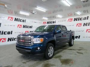 2019 Gmc CANYON 4WD CREW CAB SLE SHORT BOX (4LE) 4WD SLE