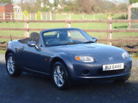 2007 MAZDA MX5 1.8i ROADSTER **LOW MILEAGE**