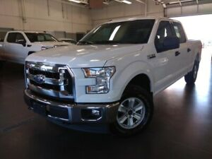 2017 Ford F-150 4WD SUPER CREW 145'' WB 4X4 XLT COMMANDES AU VOL