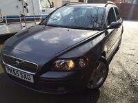 volvo v50, 50,000 miles!! 2.0 diesel, full leather interior, sport kit