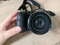 2 X Digital SLR Cameras - Fujifilm and Nikon