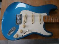 Fender Stratocaster Mexico MIM 1991-2
