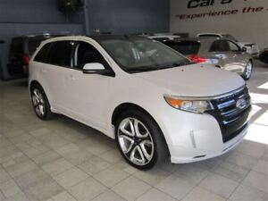 2013 Ford Edge SPORT AWD LOADED (NO PST) 78K!