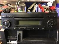 Vw crafter / Mercedes sprinter CD RADIO
