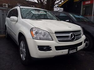 2008 Mercedes GL 320-CDI DIESEL-7 PASSENGER-CERTIFIED & E TESTED