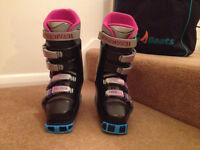 TECNICA TNS Ski boots, Size 6.5 (40)