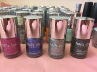 Nails Inc London, Opi & Pretty Serious Nail Polish/Lacquer x 60! Job Lot, unused huge bundle