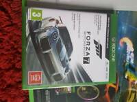 Xbox one s brand new still sealed with Forza 7