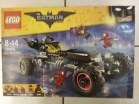 Lego Batman Movie - 70905 - The batmobile rrp £54.95