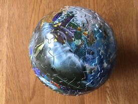 Puzzleball 3D Ocean World Jigsaw Puzzle