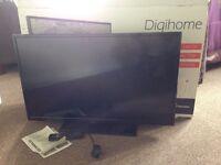 "Digihome (Tesco) 32"" screen TV"