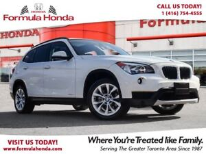 2013 BMW X1 28i | ALL WHEEL DRIVE | MINT CONDITION!
